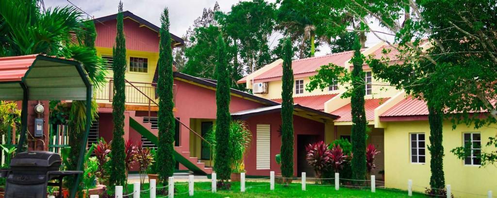 Rumors Resort Garden