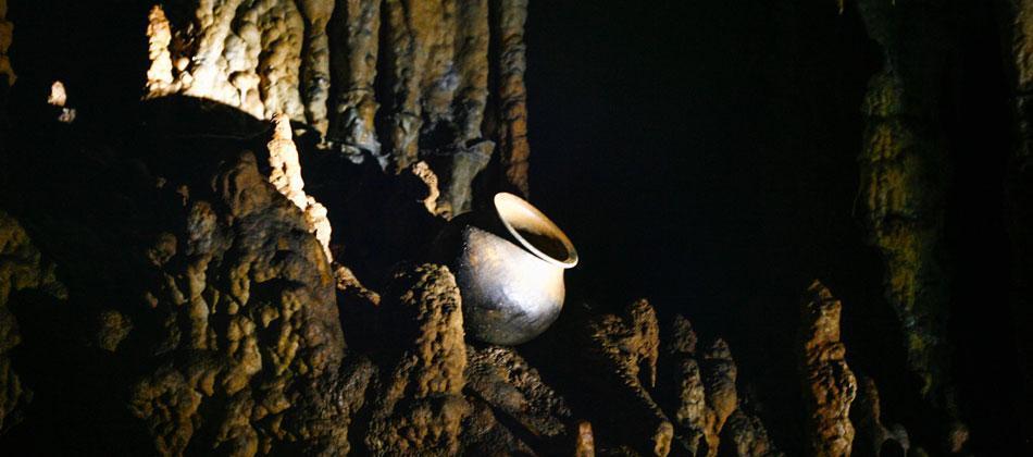 ATM Cave potteries