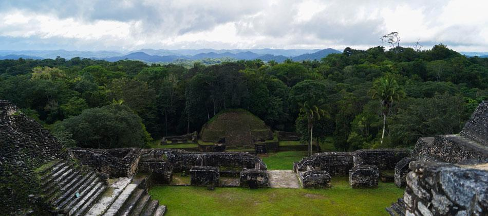 Caracol-Maya-Temple-Belize