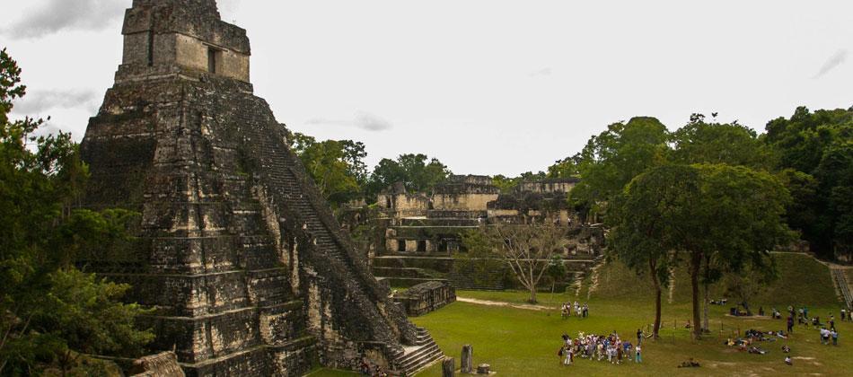 Guatemala-Tikal-Temple
