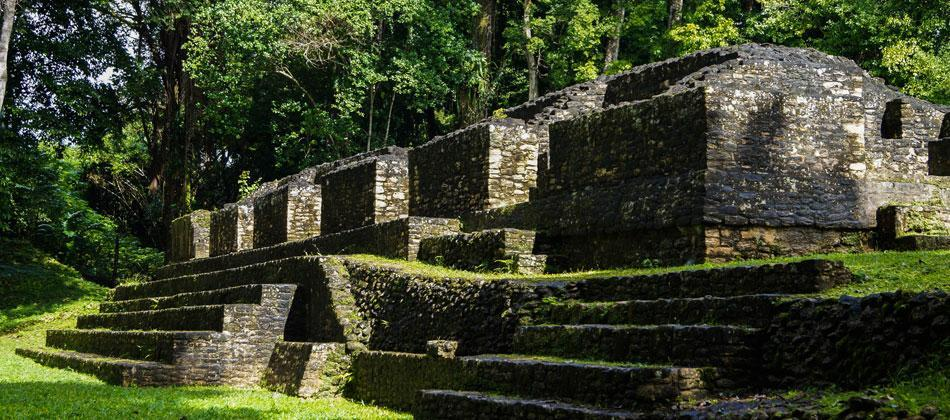 Mayan-Temple-Caracol-Belize