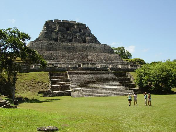 El Castillo at Xunantunich