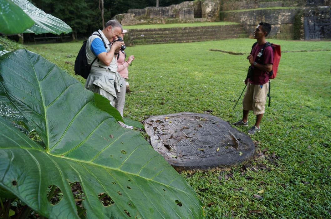 Caracol Maya Ruins tour