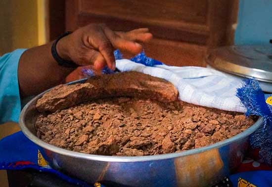 Traditional Belizean Mayan Chocolate powder