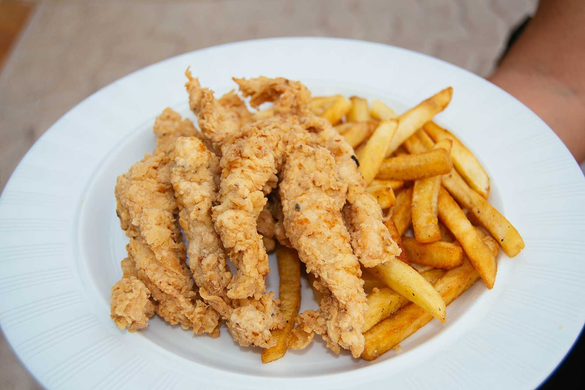 Rumors-resort-Chicken Fingers