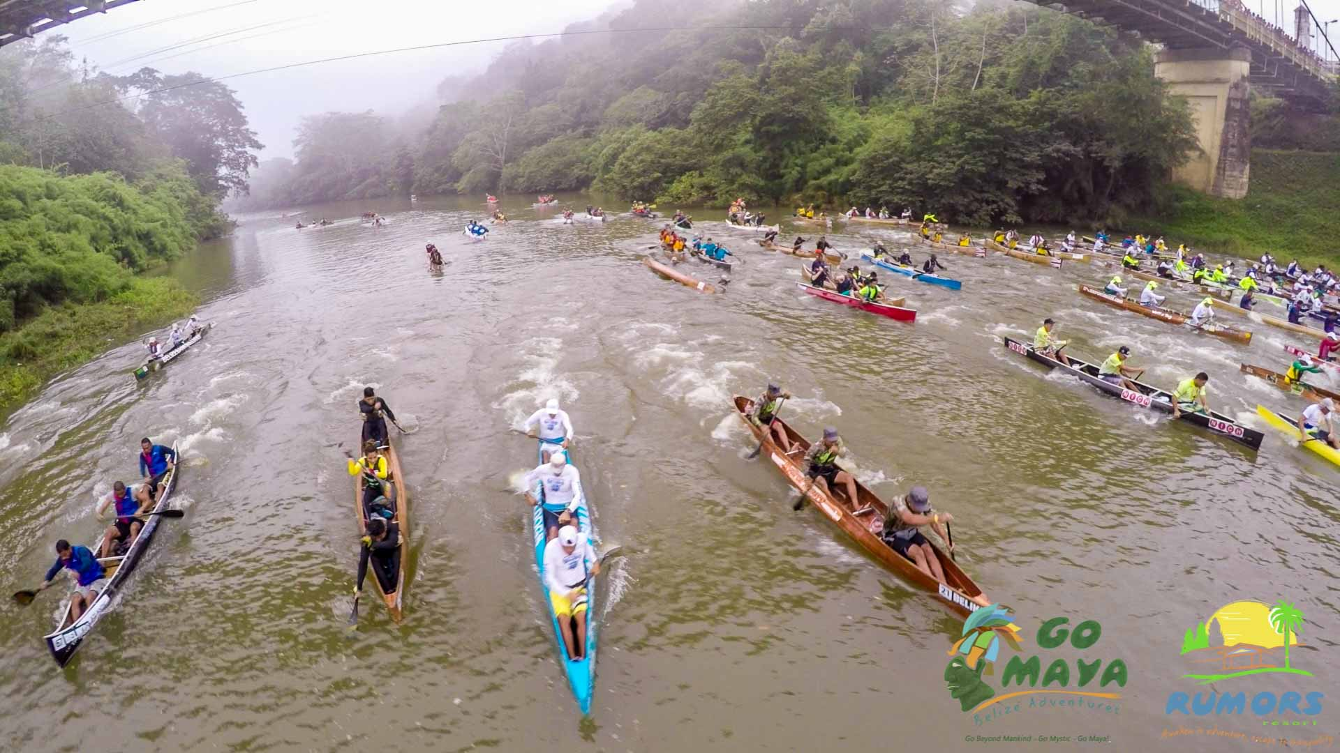 The La Ruta Maya Belize River Challenge