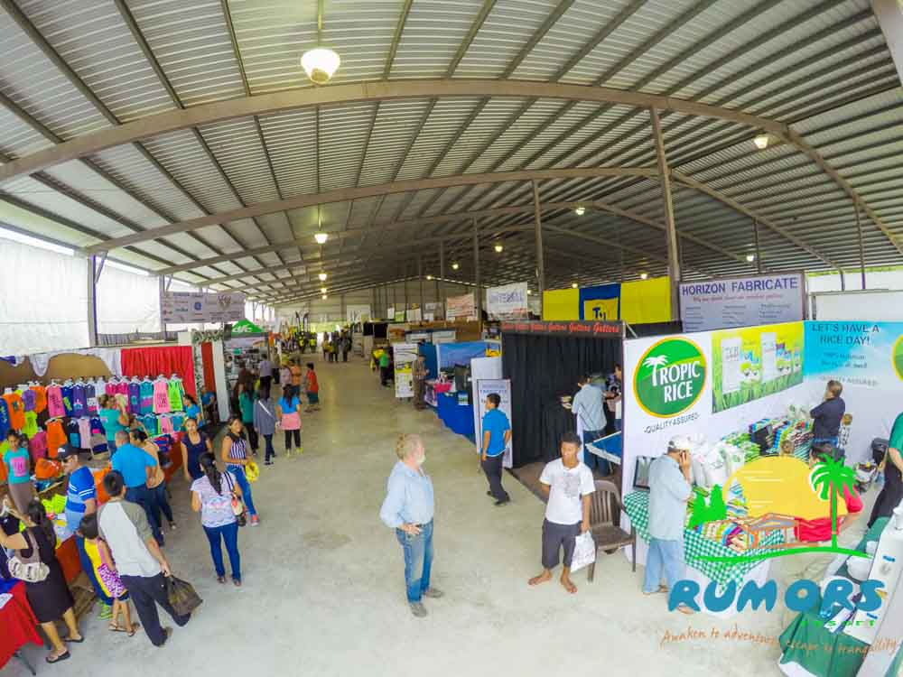 It's all about great bargains at the Spanish Lookout Commercial and Industrial Expo