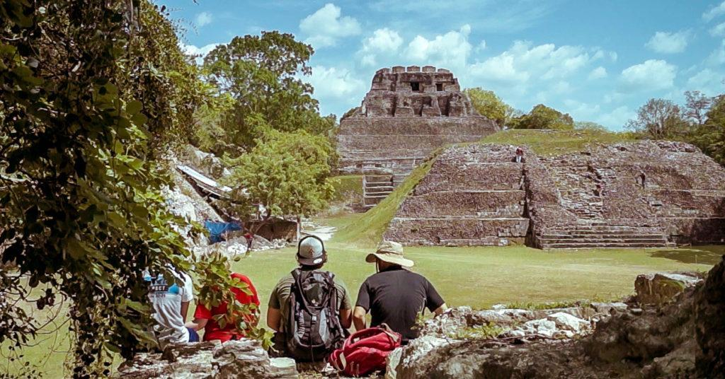Largest tomb in Belize found at Xunantunich