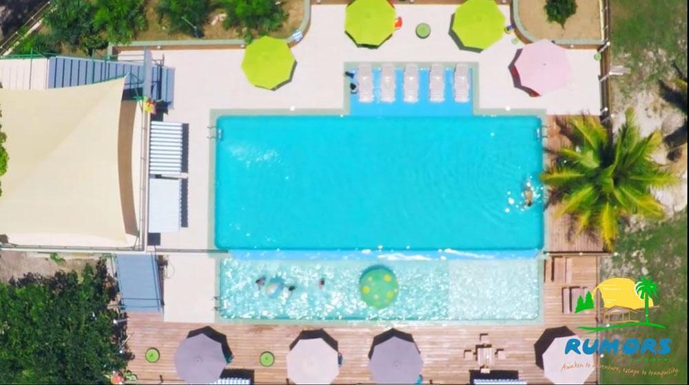 Rumors Swimming Pool