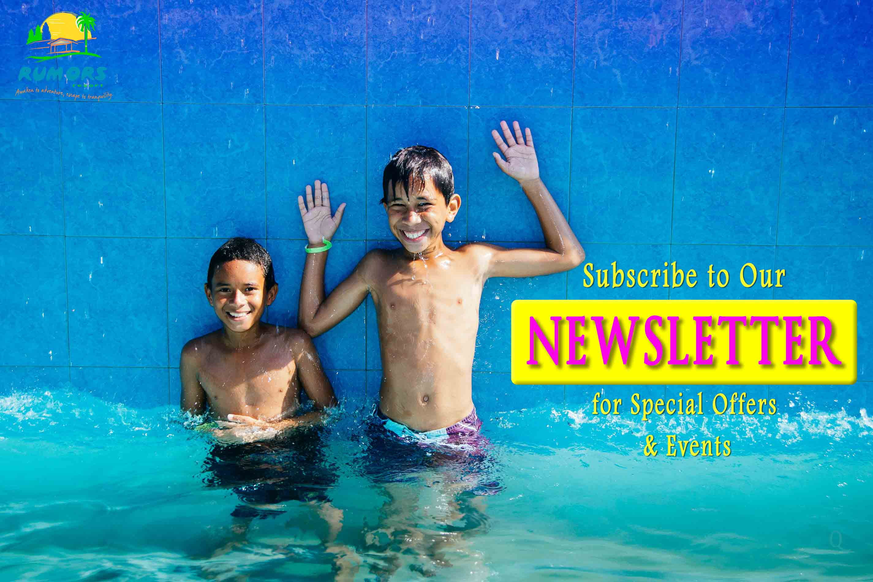 Join Our Newsletter Family For Exclusive Deals