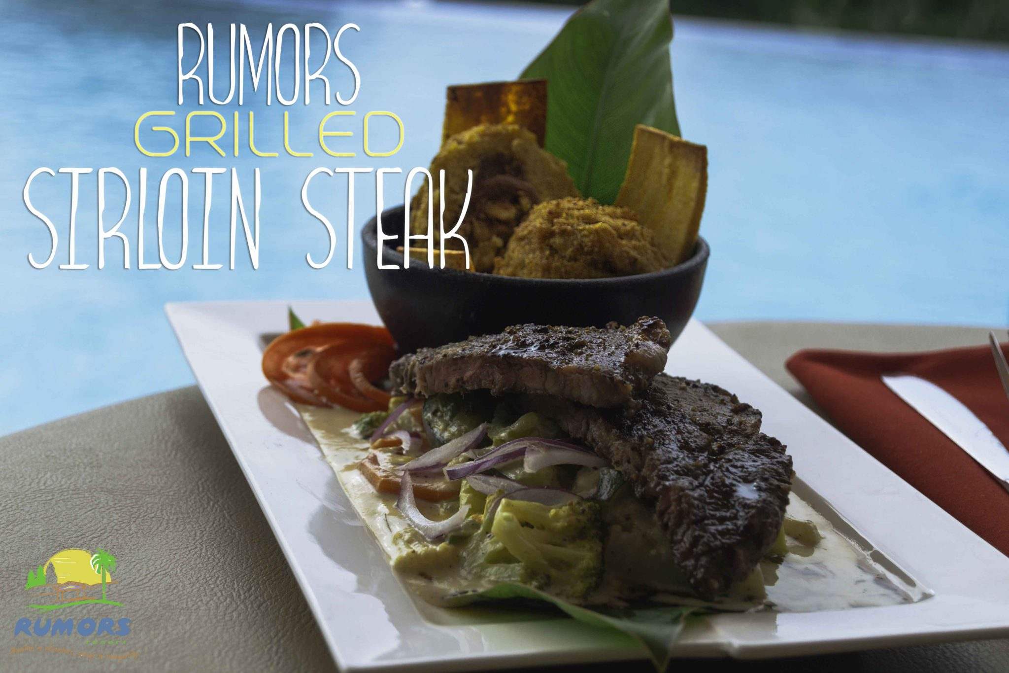 Rumors Grilled Sirloin Steak Recipe