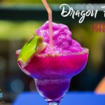 Frozen Dragon Fruit Margarita Recipe